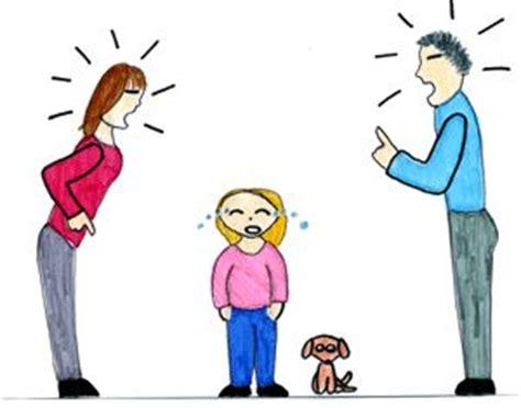 Thesis about divorced parents